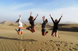 Excursion privée de 3 jours au désert du Maroc de Marrakech à l'Erg Chegaga Dunes