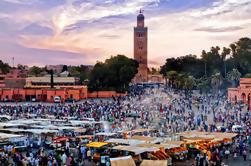 Visite guidée privée d'une demi-journée à Marrakech