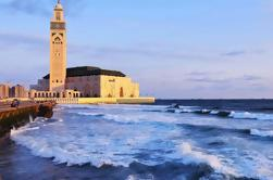 Tour privado de Marrakech a Casablanca y Rabat