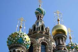 St.Petersburg 1 Dia Visa Free Shore Tour
