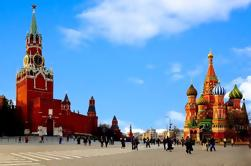 Dos Capitales Tour de 8 días y 7 noches Desde Moscú