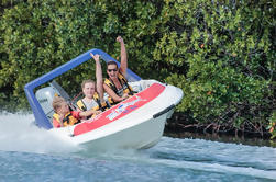 Cancun Jungle Tour: Speed Boat and Snorkeling