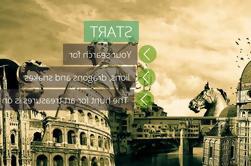 Roma Arte Safari y Ghetto Judío Grupo Caza del Tesoro