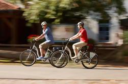 Appian Way en Roma con la bicicleta