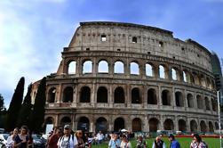 Excursión en bicicleta del Imperio Romano