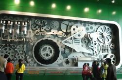 Excursão Privada Familiar: Zoológico de Pequim, Parque Olímpico e Museu de Ciência e Tecnologia