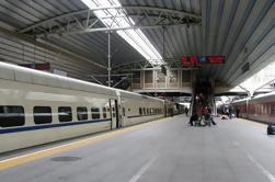Pékin Transfert privé: Aéroport de Pékin à la gare