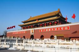Tour privado de Layover: Plaza de Tian'anmen y Ciudad Prohibida, incluyendo All Entrance Fee