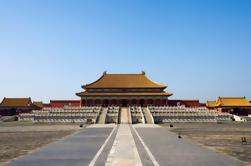 Tour Privado de Layover: Plaza de Tian'anmen, Ciudad Prohibida y Lugar de Verano