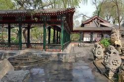 4-Hour Private Walking Tour: Former Residence of Soong Ching Ling, Houhai en Hutong Tour met Riksja