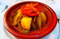 Cours de cuisine marocaine privée et Hammam