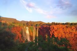 Excursión de un día desde Marrakech a Ouzoud Waterfalls