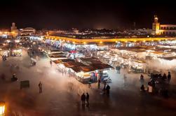 Ciudades imperiales privadas de 7 noches y al sur de Marruecos
