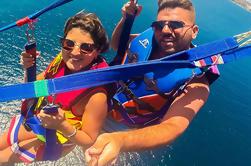 Crucero por Catamarán Punta Cana: Parasail y Snorkel