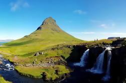 Snaefellsnes Peninsula - Excursión de un día desde Reykjavik by Jeep