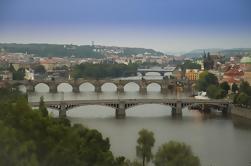Tour de la ciudad y del parque de la E-Bike en Praga