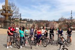 Ciudad de Praga Tour en bicicleta por la ciudad nueva y el casco antiguo