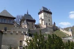 Excursión por el campo en E-Bikes de Praga al Castillo de Karlstejn