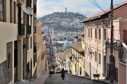 Tour privado de la ciudad de Quito y medio del mundo