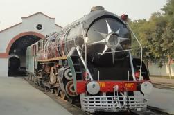 Excursión privada de un día desde Delhi a la Locomotora a Vapor y al Museo Ferroviario de Rewari