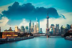 Excursión de un día en autobús: Shanghai clásico y moderno con almuerzo