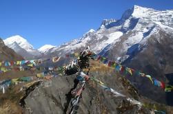 Tíbet de 7 noches reparado Tour de grupo incluyendo el Monte Everest Base Camp
