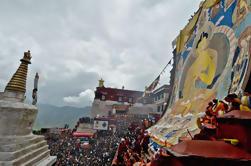 4-Noche Lhasa y Ganden Monasterio