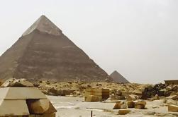 Private Giza Day Trip com Almoço do Cairo