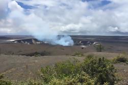 Volcanoes National Park Adventure Tour de Hilo