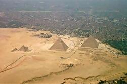 Excursión privada al Cairo desde Hurghada con almuerzo