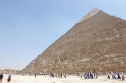 Tour de un día privado: Museo Egipcio y Pirámides de Giza