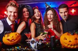 Fiesta de Halloween en la Ciudadela Medieval de Sighisoara