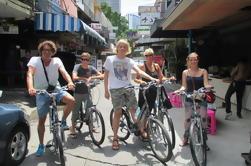 Experiência tailandesa de tapas em bicicleta, incluindo jantar