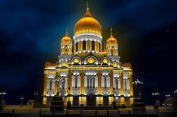 Catedrales e Iglesias de la Capital Rusa