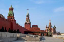 Plaza Roja y el Kremlin de Moscú