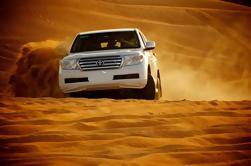4x4 Dunas Rojas Safari en el Desierto de Dubai