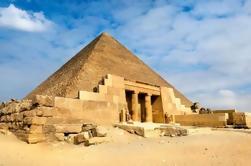 Tour Privado: Pirámides, Esfinge, Sakkara Dahshur y Memphis desde El Cairo