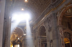 Private Early Bird Vatican und St. Peter's Basilica Tour mit Hotel Abholung