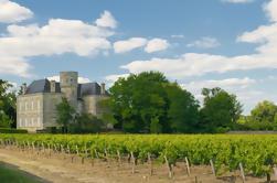 Excursión a la orilla de Burdeos: Tour privado de vino de Medoc privado