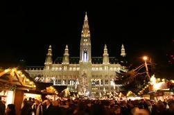 Tour privado de día completo a los mercados navideños de Viena