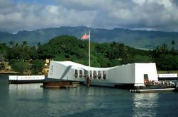 Pearl Harbor - USS Arizona Memorial e Oahu North Shore Tour de Big Island