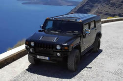 Tour privado: Santorini Panorama Hummer Adventure