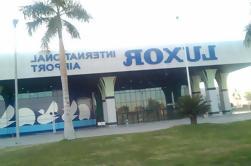 Transferencia de llegada o salida del aeropuerto de Luxor