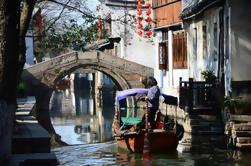 Excursión de un día privado: Zhouzhuang Ancient Water Village