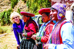Tour de tejer de día completo: Comunidad Occidental y Kantu