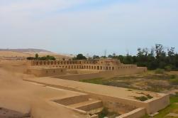 Excursión de medio día al sitio arqueológico de Pachacamac