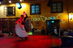 Buffet de jantar privativo e show típico peruano em Lima Incluindo Visita ao Distrito de Barranco