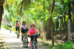 Delta do Mekong Tour de Bicicleta de Dia Inteiro