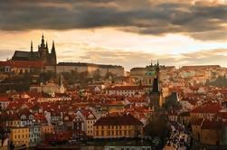 Duas horas de caminhada pela manhã no Castelo de Praga