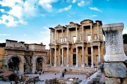 Excursion en bord de mer: Privé Demi-journée Ephèse antique Découverte du port de Kusadasi